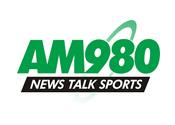 AM980 logo