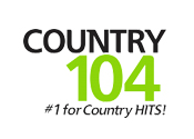 Country104 logo
