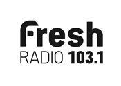 103.1 FreshFM logo