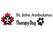 St. John's Ambulance Therapy Dogs