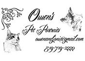 Owen's Pet Portraits